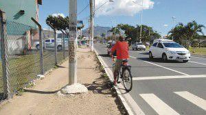 Obra da calçada do Dório Silva começa ainda em janeiro, diz Governo