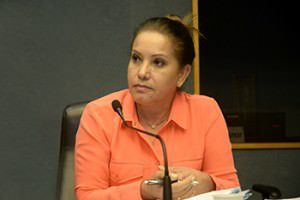 A deputada Janete de Sá preside a Comissão Parlamentar de Inquérito (CPI) contra Maus-Tratos a Animais. Foto: Divulgação Ales