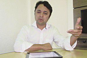 Vandinho migrou para o PSDB ano passado e deve selar acordo com Vidigal. Foto: Arquivo TN / Bruno Lyra