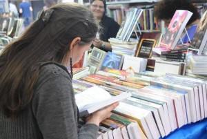 O objetivo é  juntar a turma que gosta de literatura e confraternizar. Foto: Divulgação Agência Brasil