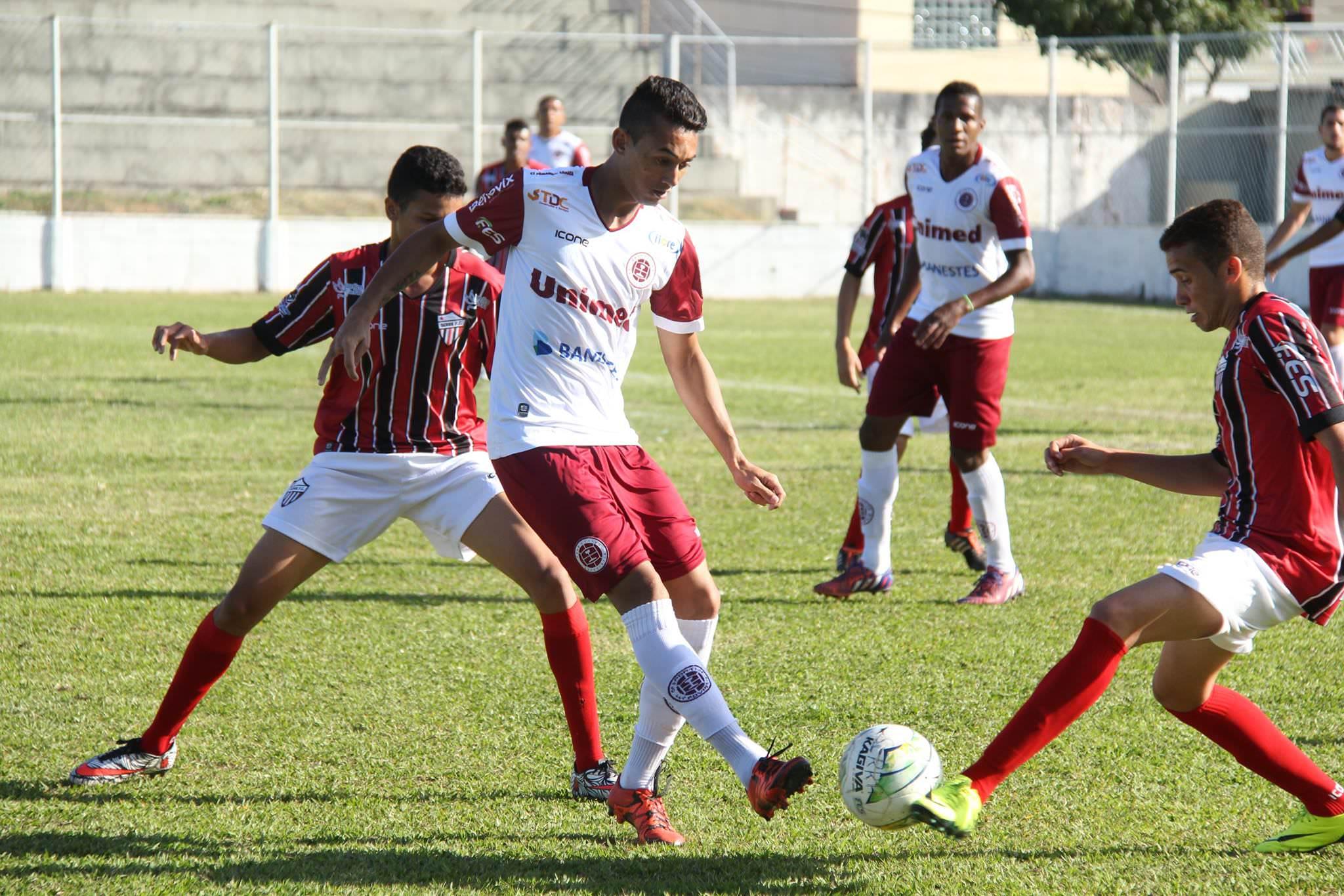 O Serra empatou em 1 a 1 com a Desportiva e seu próximo desafio será fora de casa contra o Atlético-ES. Foto: Divulgação: Henrique Montovanelli