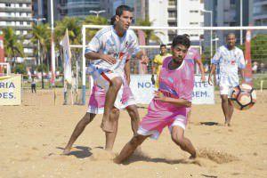 Foto Futebol de Areia