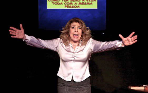 A peça 'Como Ter Sexo a vida toda com a mesma pessoa'  fez grande sucesso na Argentina. Foto: Divulgação
