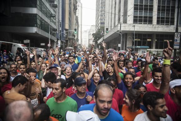 São Paulo é o estado mais populoso do país. Tem 44,75 milhões de habitantes. Foto: Divulgação Agência Brasil