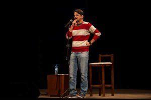 A peça 'ATORmentado' será encenada no Teatro da Ufes. Foto: Divulgação Guilherme Maia