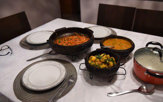 A moqueca é uma dos pratos preferidos dos capixabas. Foto: Divulgação Secom / Fred Loureiro