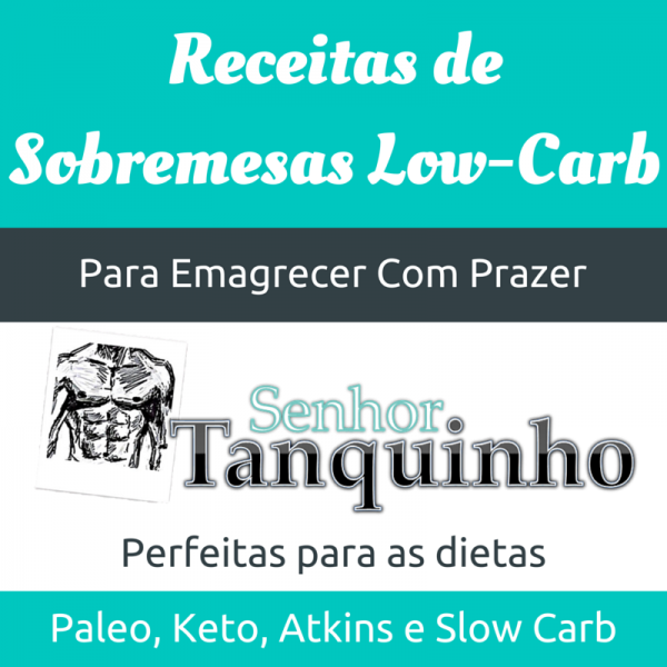 Receitas Low-Carb