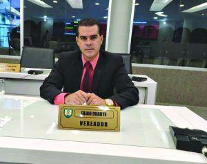 Vereador Fábio Duarte é expulso do PDT
