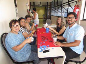 Oficina de artesanato ajuda a  recuperar pacientes em hospital