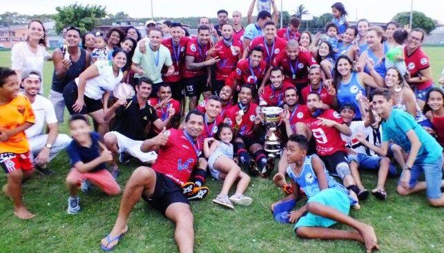 Unidos da Serra-Sede fatura bicampeonato no futebol amador