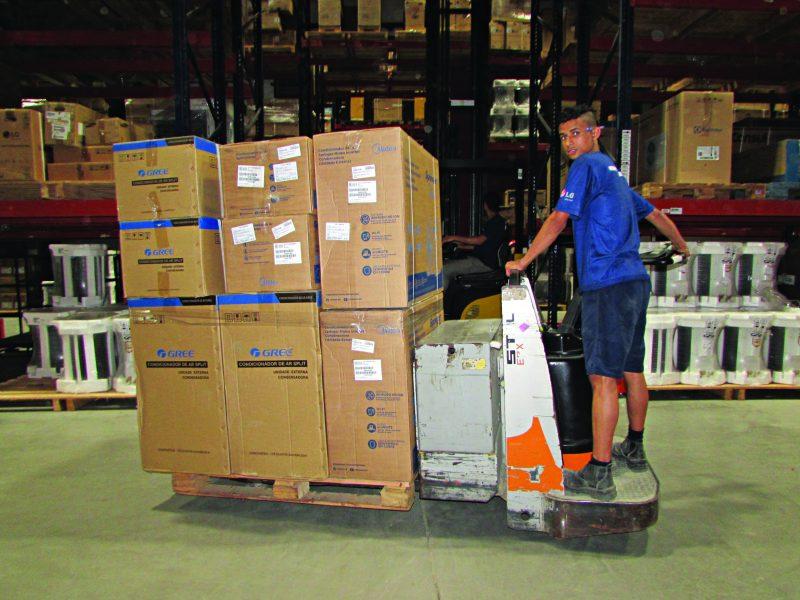 f48380ee2 Uma empresa do setor de refrigeração ampliou recentemente seu centro de  distribuição no Civit II que atende o ES e outros estados.