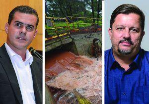 Vereador cobra secretário sobre  contaminação da Vale em praias
