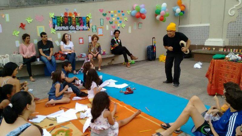 Programação especial para crianças em creches e escolas da Serra