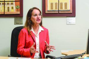 Movimento 'Envolva-se' quer Sandra Gomes como primeira prefeita da Serra