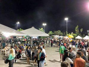 Festival leva gastronomia arte e música ao Parque da Cidade