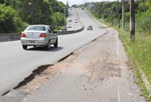 Norte Sul entre Laranjeiras e Barcelona terá ciclovia e reforma retomada