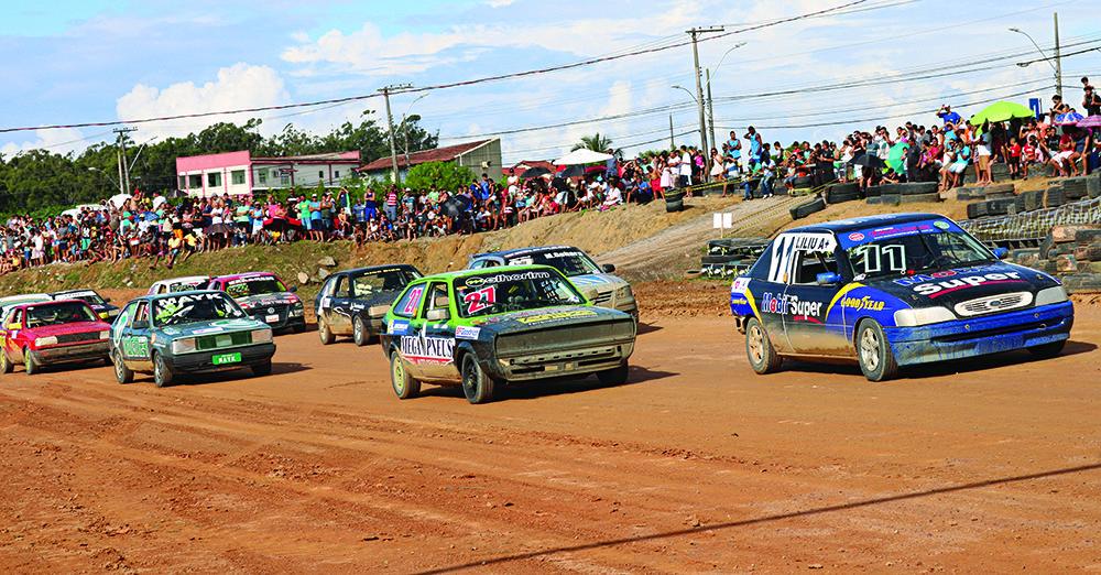 Domingo (13) a poeira vai comer solta na pista do Barródromo de Jacaraípe