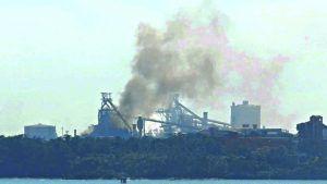 Maior parte de poluição de origem industrial vem de Tubarão, diz estudo