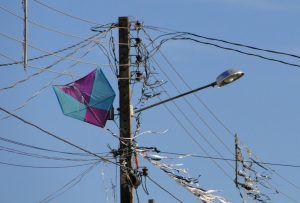 Pipas deixam mais de 17 mil pessoas sem energia elétrica na Serra