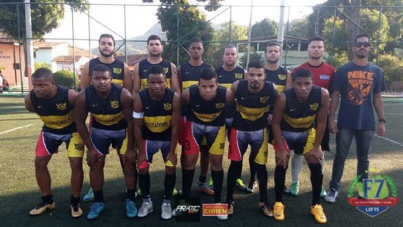 Começa o mata-mata no Masculino de futebol 7 da Serra