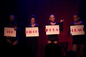 Teatro sobre cenário político, social, econômico e causa LGBT de graça em Vitória
