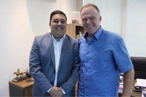 Casagrande confirma Bruno Lamas na Secretaria de Trabalho e Assistência