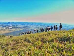 Aventura: domingo tem subida ao topo do Mestre Álvaro