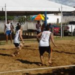 Dupla é a campeã do Torneio de Futevôlei em Jacaraípe
