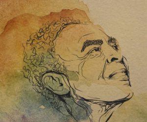 Ex-morador da Serra assina arte  de novo single de Gilberto Gil