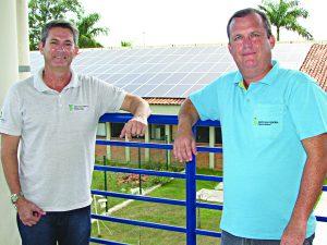 Conta de luz do Ifes na Serra caiR$ 161 mil com energia solar