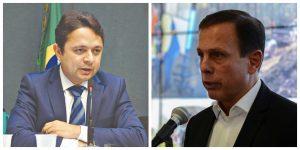 Vandinho cola em Dória para comandar PSDB visando à Prefeitura da Serra