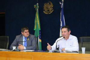 Baixo efetivo policial da Serra é tema de debate na Assembleia Legislativa