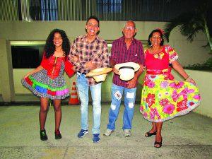 Começa temporada de festas juninas na Serra