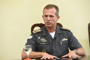 Coronel Nylton surpreende e entrega Secretaria de Defesa Social da Serra