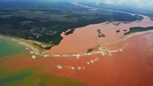 Estado monitora risco de rompimento em barragem de minério