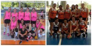 Meninas do Serra Vôlei disputam torneio no interior do estado
