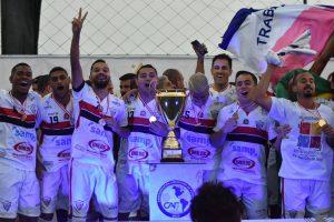 Serra Unilog é campeão das Américas no Futebol 7