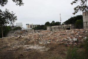 Majeski aciona TC-ES para auditar obra do ABL que já dura 7 anos e foi demolida