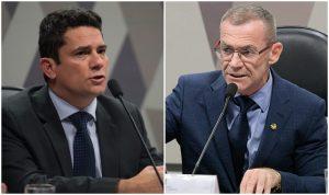 Moro e Contarato protagonizam briga em audiência no Senado