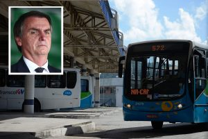 """""""Greve"""" que vai deixar capixaba sem ônibus é contra a reforma da Previdência proposta por Bolsonaro"""