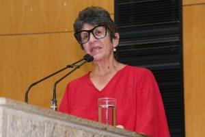 Iriny afirma que não disputará a Prefeitura da Serra