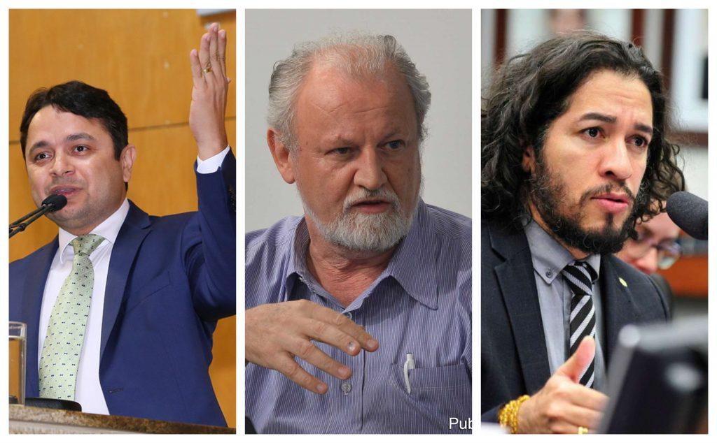 """Vandinho defende que Assembleia """"boicote"""" homenagem a Jean Wyllys e líder do MST"""