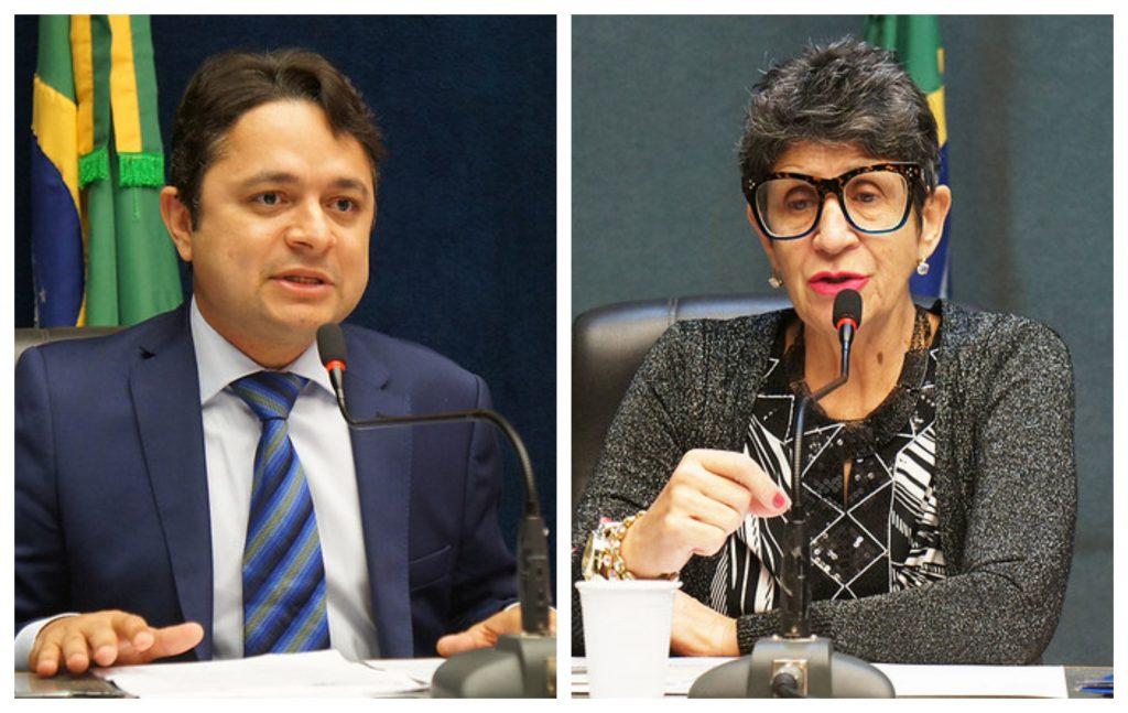 Vandinho e Iriny protagonizam embate sobre homenagem a Jean Wyllys e líder do MST