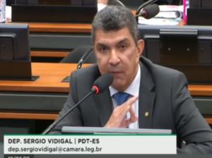 """Ao criticar Reforma da Previdência, Vidigal dispara contra Guedes: """"quanto custa uma vida?"""""""