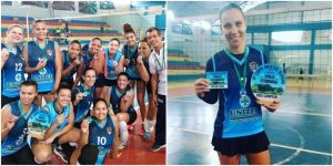 Serra Vôlei é medalha de prata na Copa Mestre Álvaro
