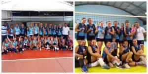 Copa Mestre Álvaro de Vôlei Feminino reúne equipes do ES no domingo
