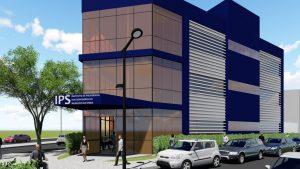 Ordem de serviço para construção de nova sede do IPS nesta quarta