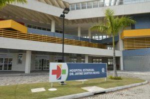 Vagas de emprego abertas no Hospital Jayme dos Santos Neves