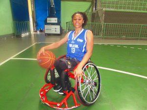 Max é a Serra com a seleção de basquete no Parapan Lima 2019