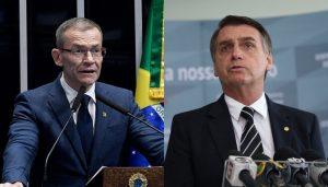 """""""Bolsonaro vai construir uma indústria de mortes"""", diz Contarato"""
